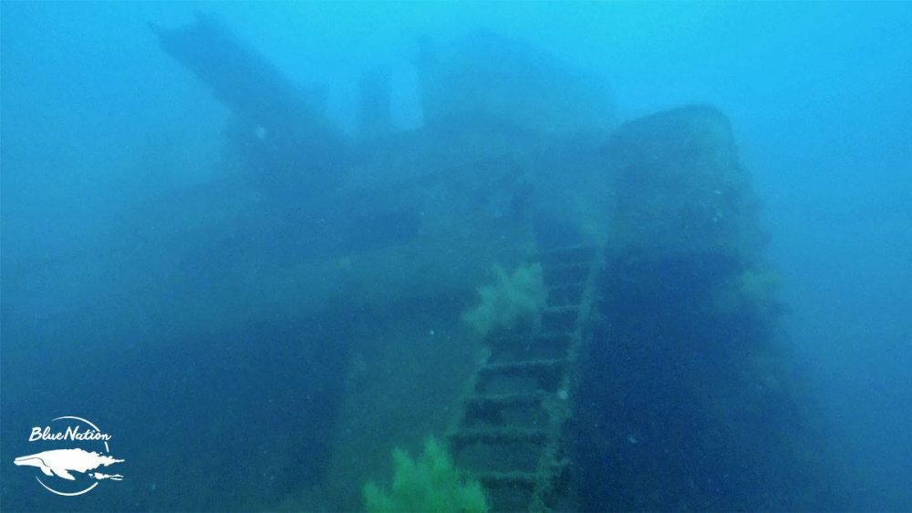 c54 wreck loreto